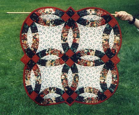 wedding ring quilt - Wedding Ring Quilts